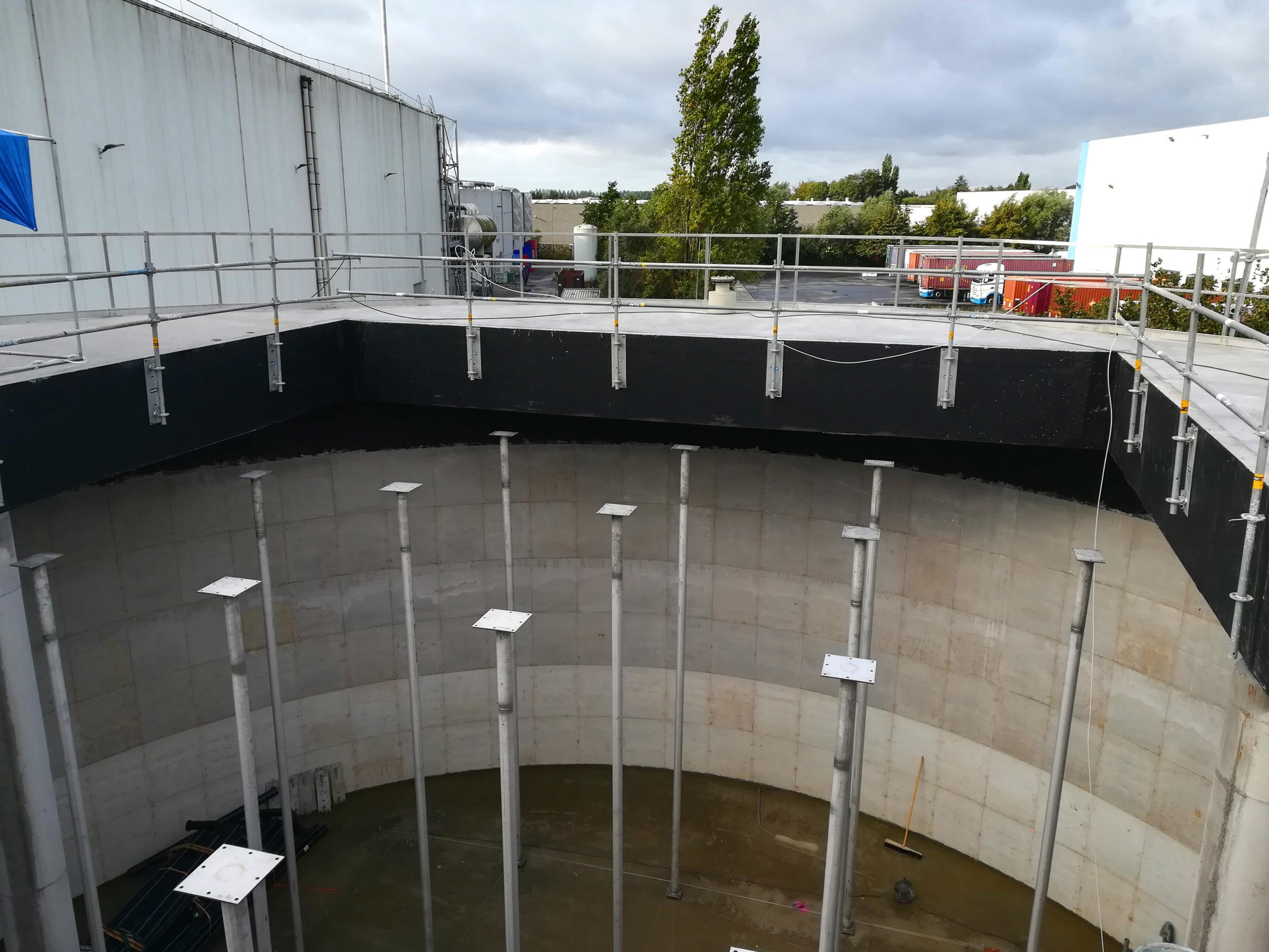 Planta de Tratamiento de Aguas Nazareth-Soportación campanas-02