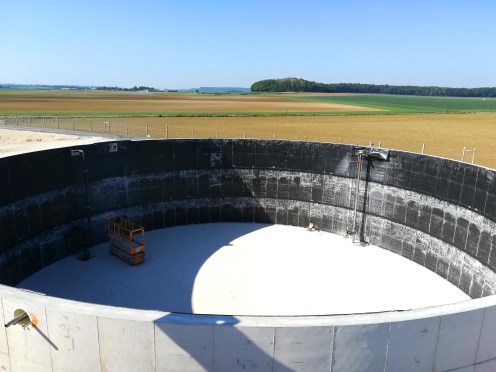 BmA Biogas Aulnois-sous-Laon France BmA Biogás Aulnois-sous-Laon Francia BmA-Aulnois-sous-Laon-Envitec-INDEREN-11