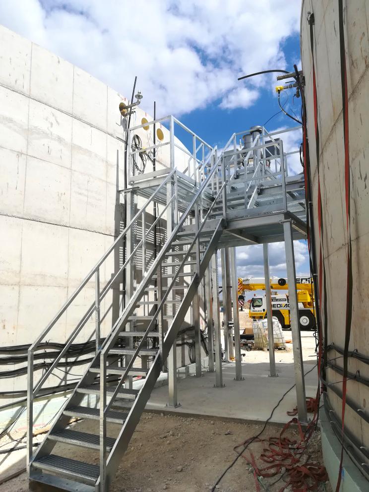 BmA Biogas Aulnois-sous-Laon France BmA Biogás Aulnois-sous-Laon Francia Plataforma central-BmA-Aulnois-sous-Laon-Envitec-INDEREN-06
