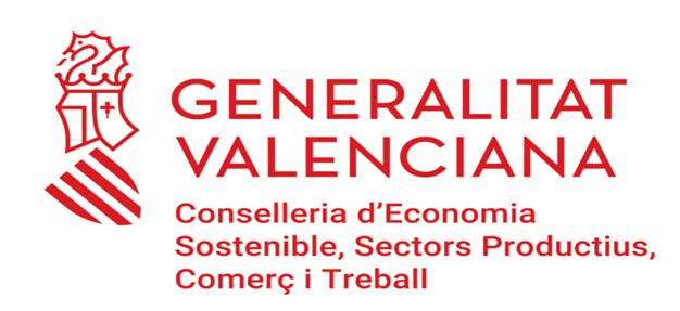 SubvenciónProyecto-Proceso de Pintado de Contenedores-Logo-Generalitat Valenciana
