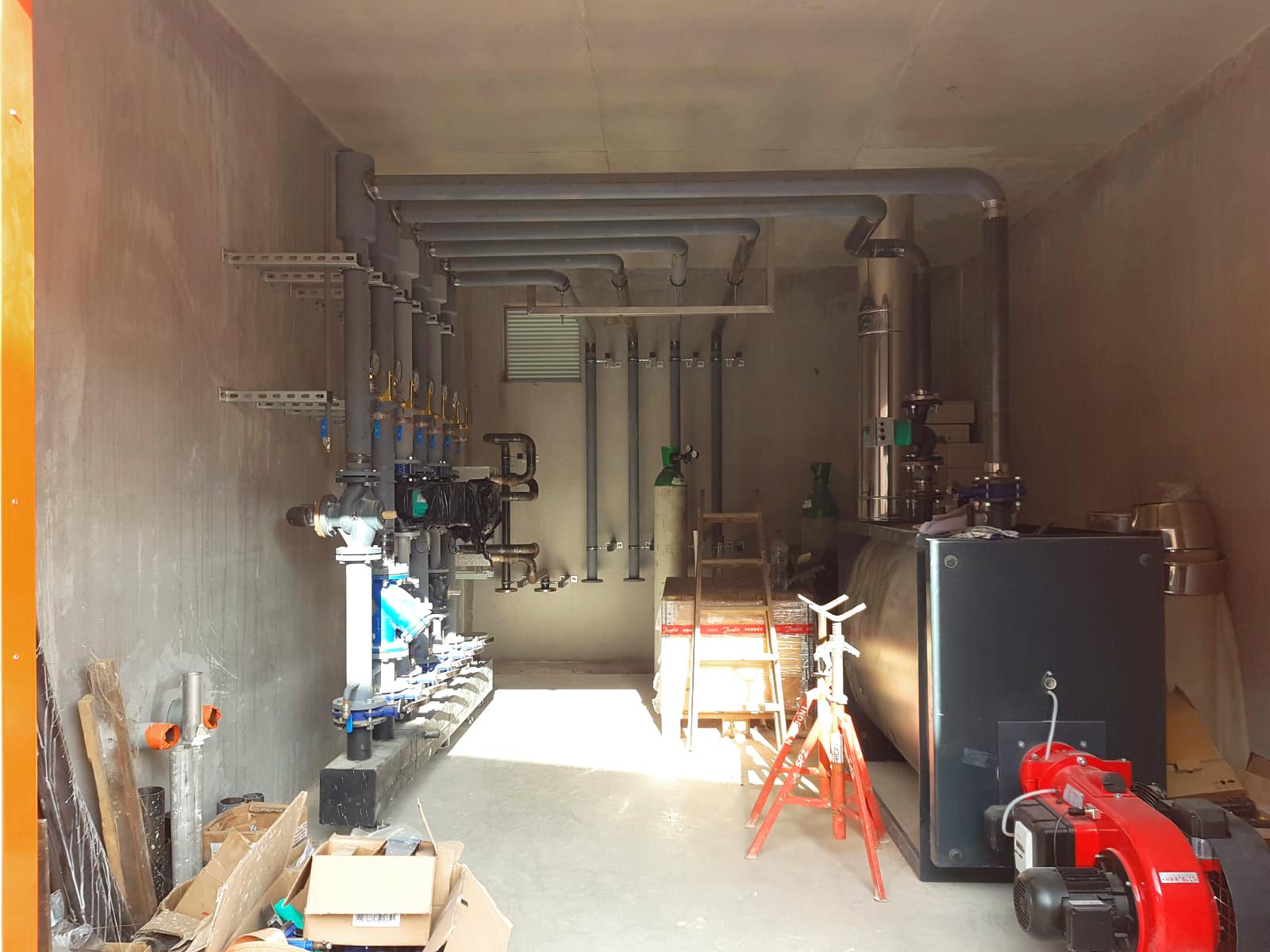 INDEREN Planta Biogás Sologne-Sistema calefacción01