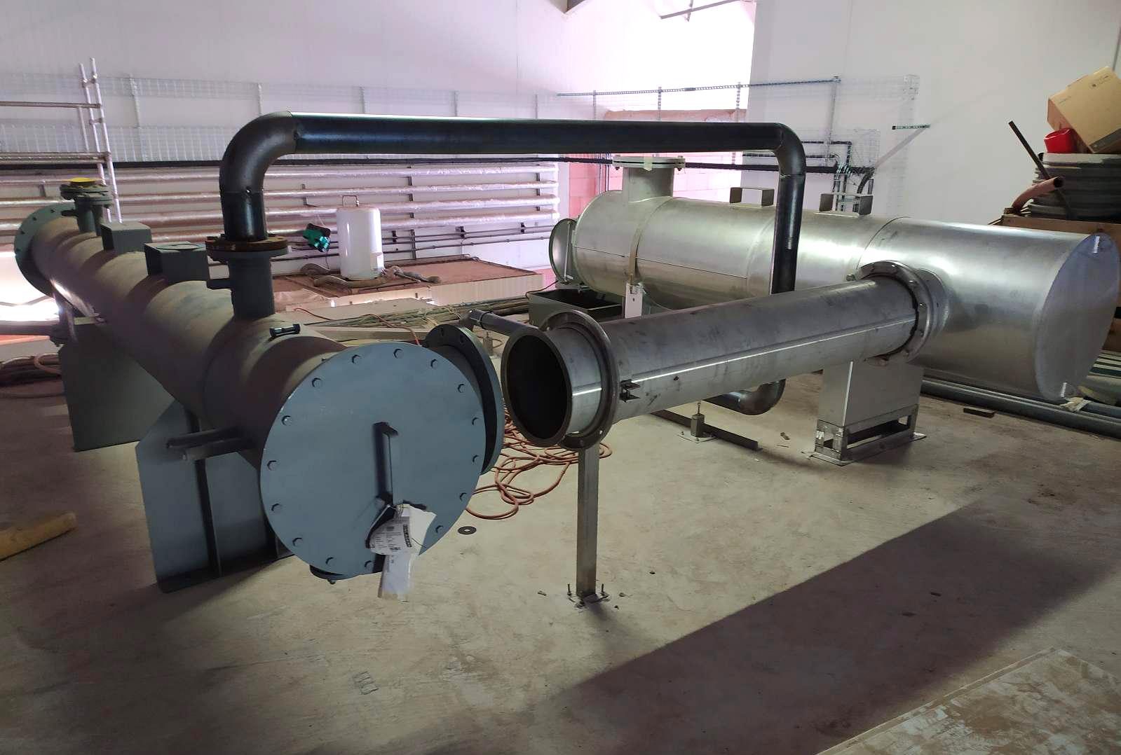 Planta Biogás Biowatt Francia-TrabajosAceroCarbono01