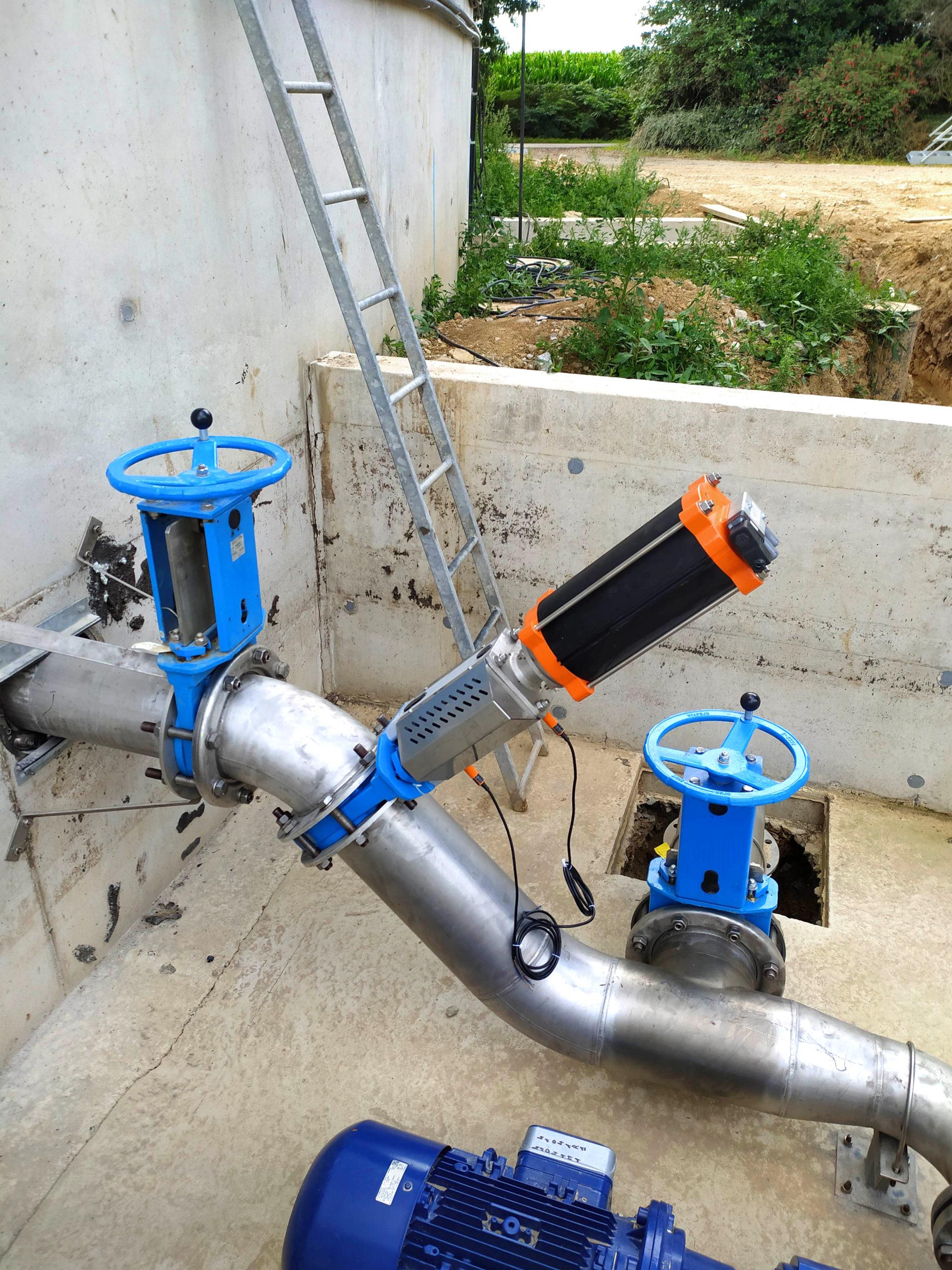 Planta Biogás Biowatt Francia-TrabajosAceroInoxidable01