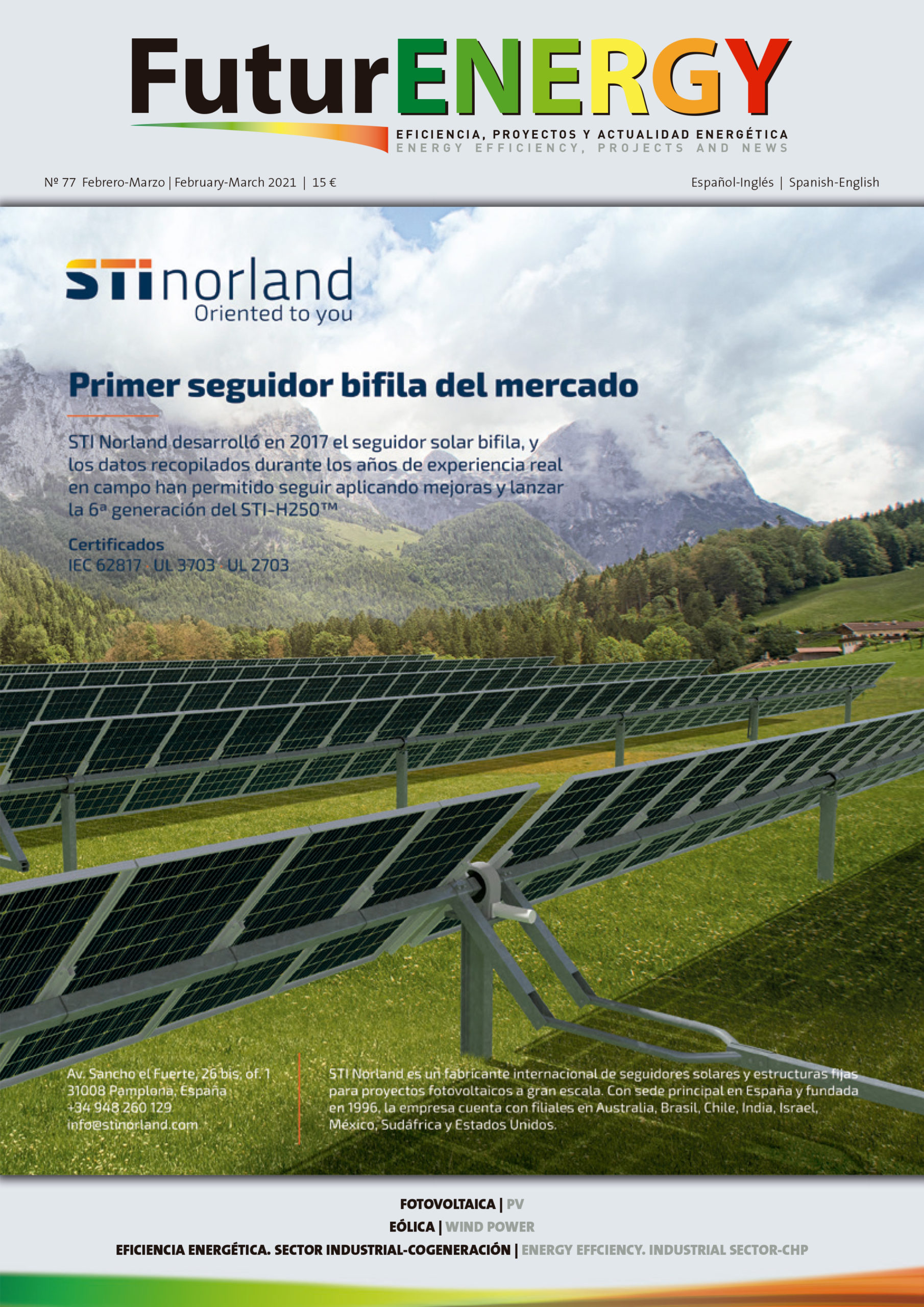 FuturENERGY proyectos agrivoltaicos TRANESOL01