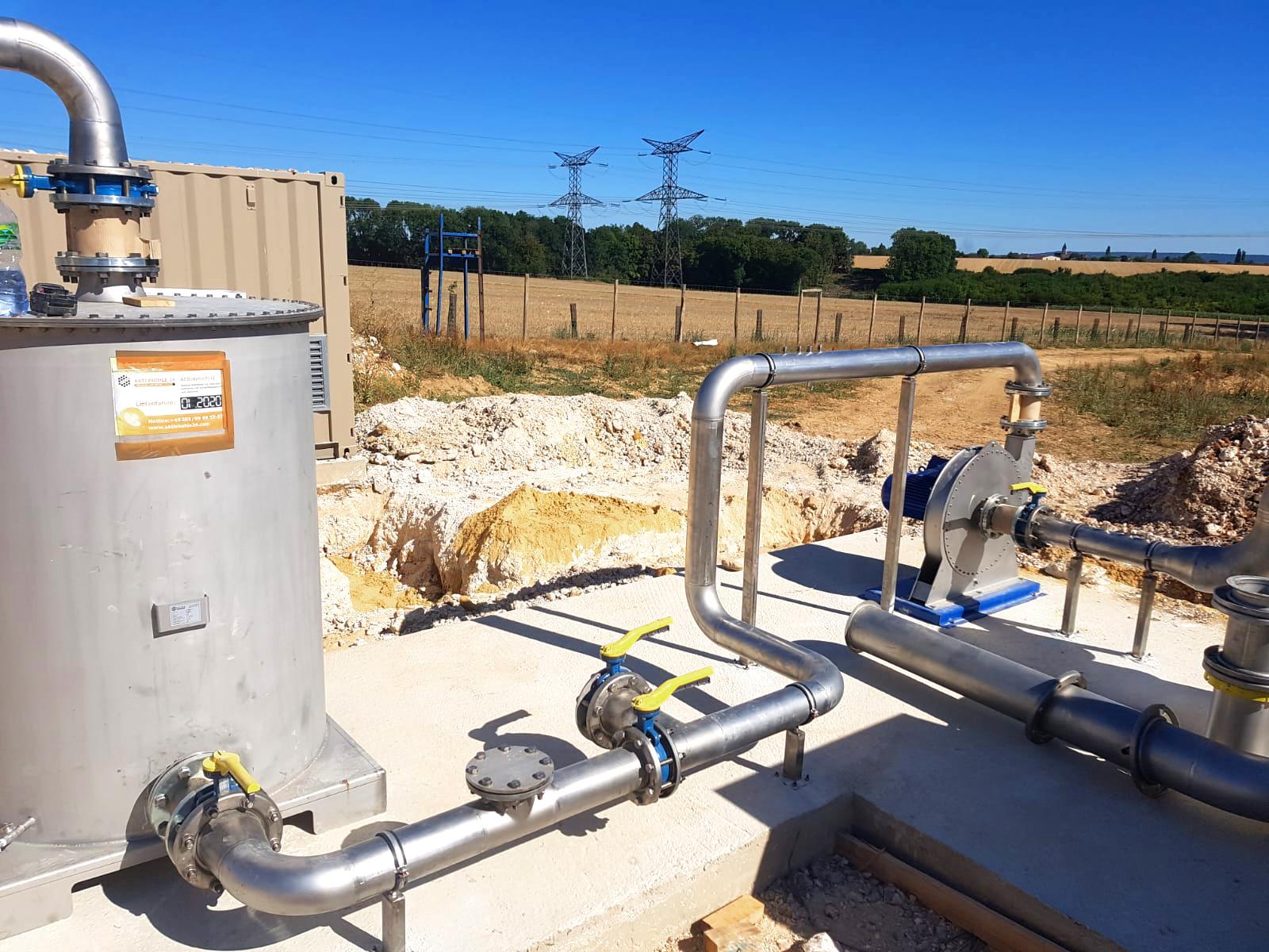 Planta Biogás Thelle INDEREN-Gas cooling03