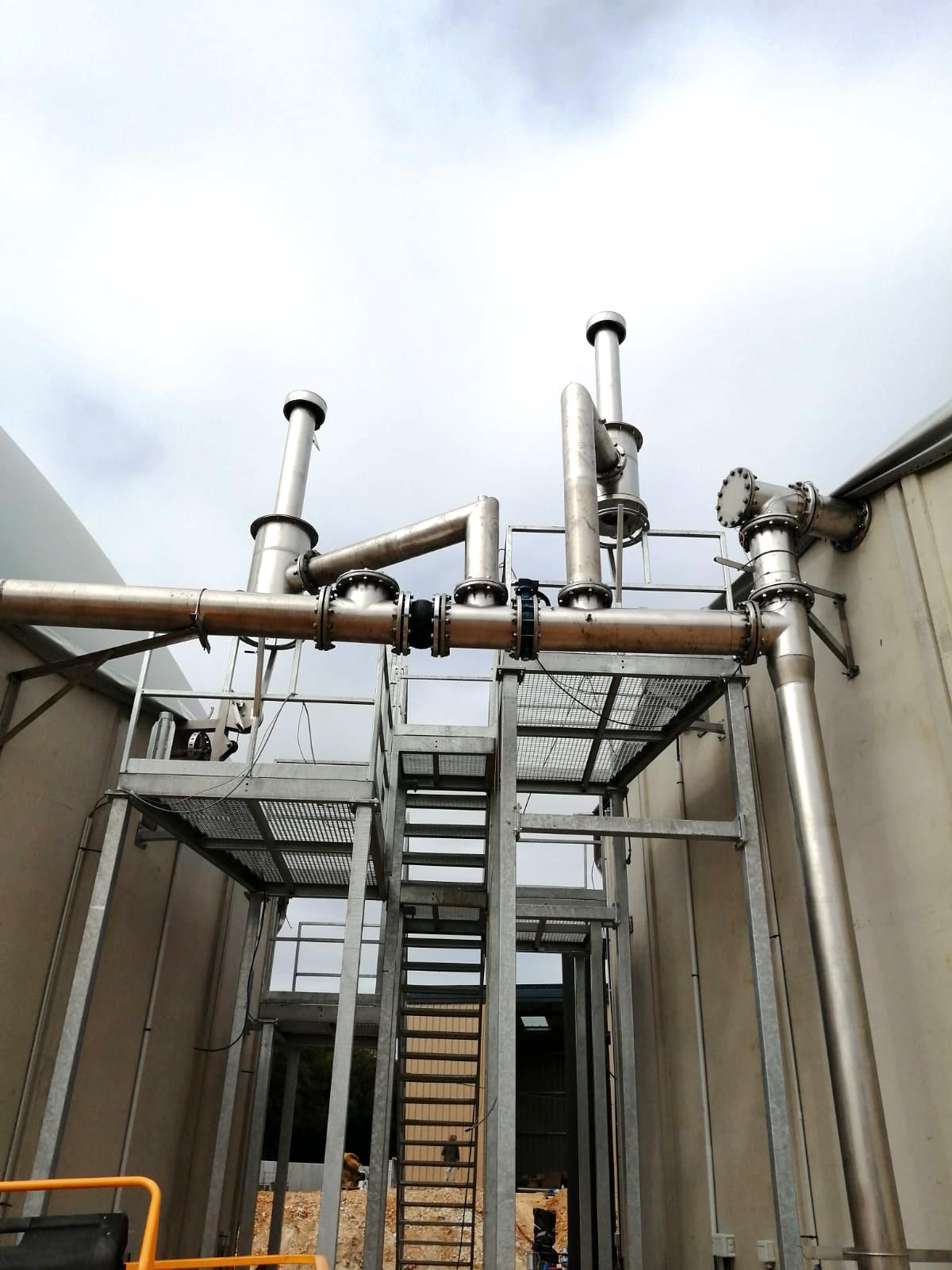 Planta Biogás Thelle INDEREN-Plataforma Central02