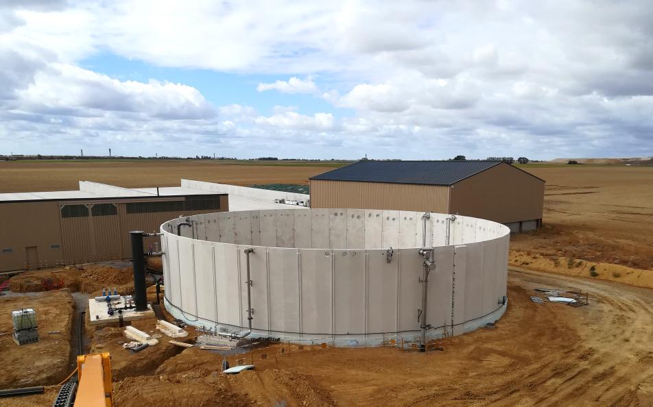 EVR Biogas Plant INDEREN Planta Biogás EVR INDEREN-tanques-generales01