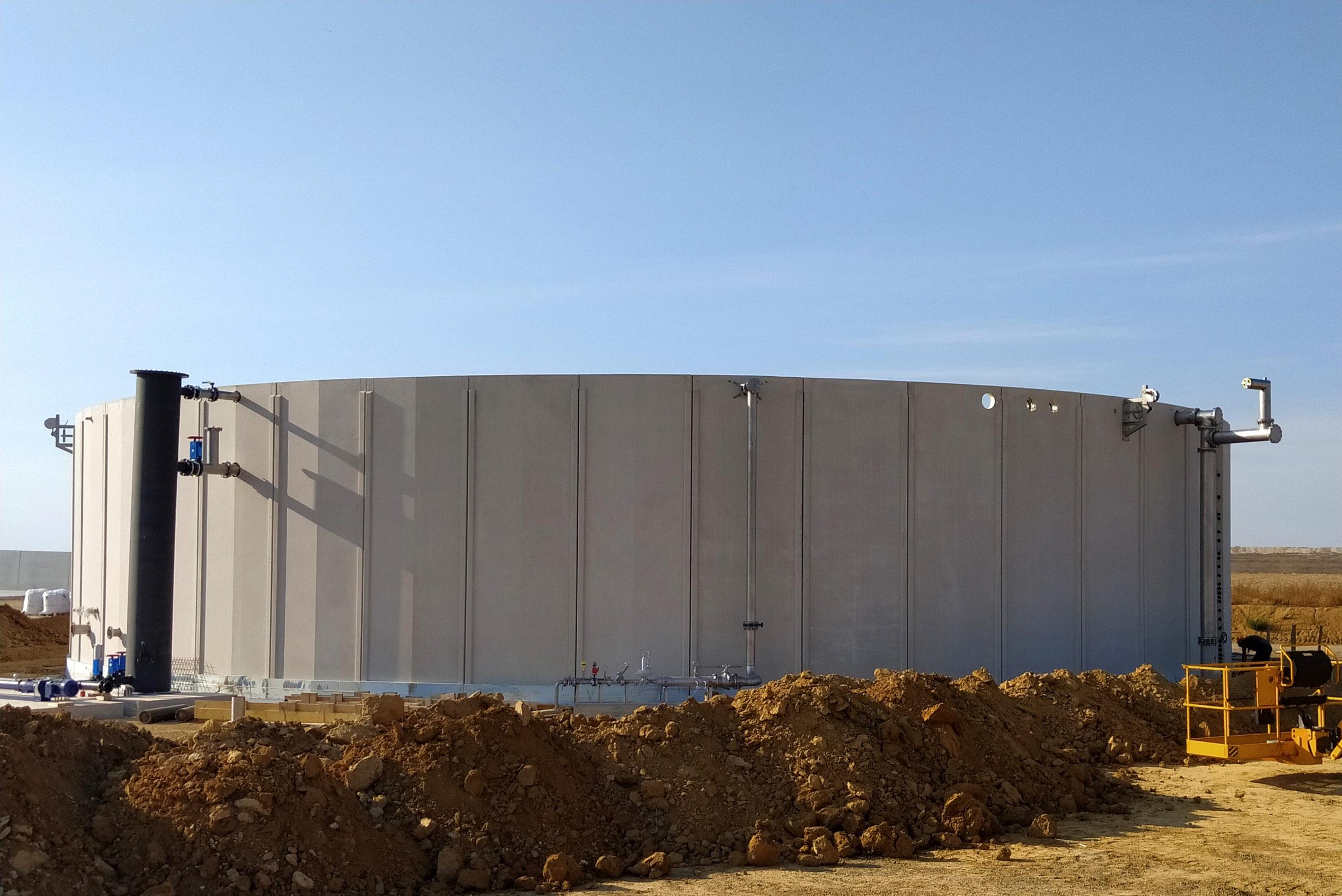 EVR Biogas Plant INDEREN Planta Biogás EVR INDEREN-tanques-generales03