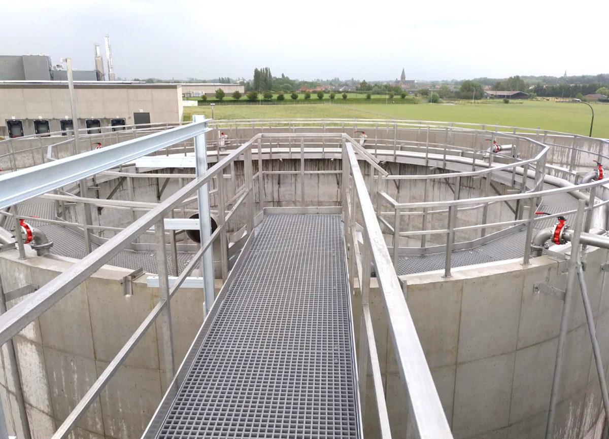 Mydibel Water Treatment INDEREN Tratamiento Aguas Mydibel INDEREN-Puente-01
