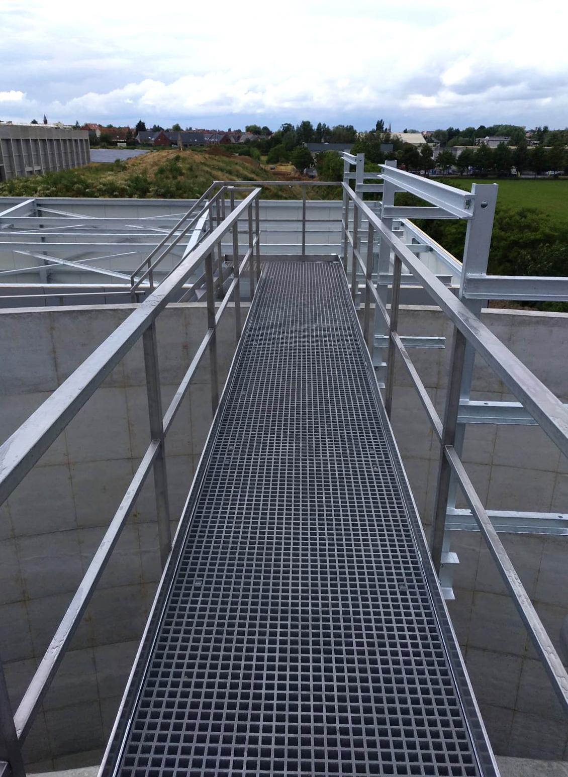 Mydibel Water Treatment INDEREN Tratamiento Aguas Mydibel INDEREN-Puente-02