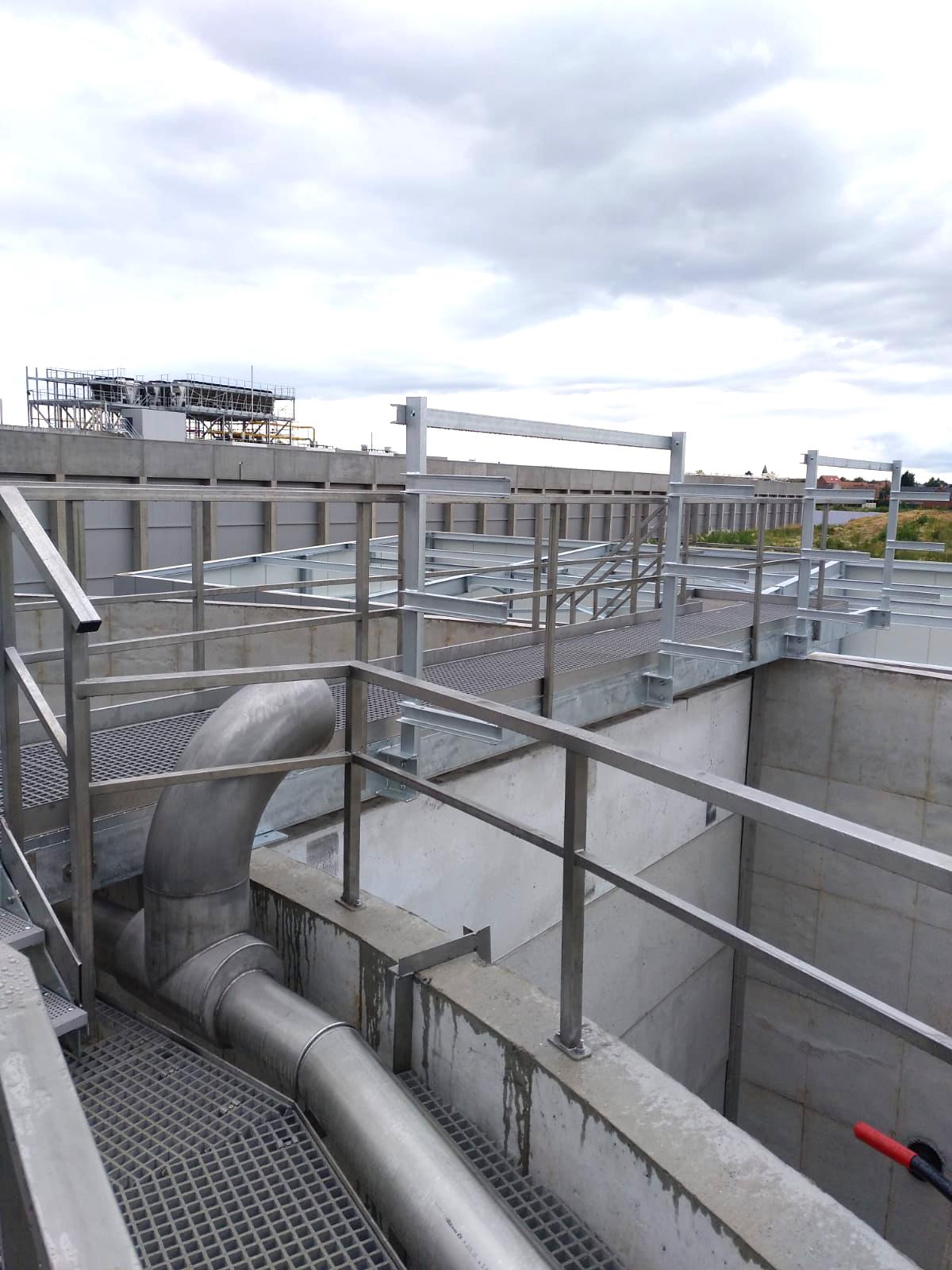Mydibel Water Treatment INDEREN Tratamiento Aguas Mydibel INDEREN-Puente-03